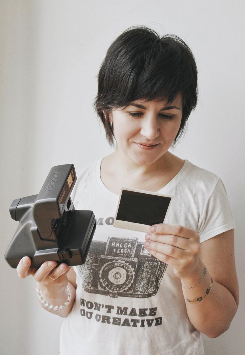 Полароид - отличный подарок себе или близким | Slow Life Blog