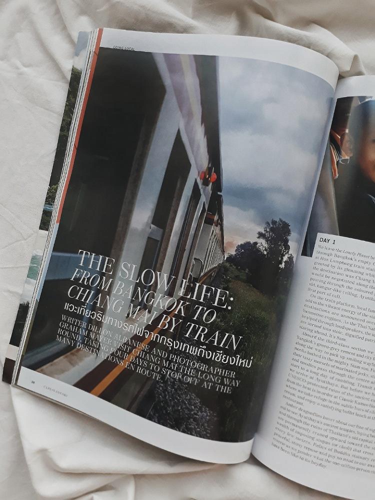 Журнал из Таиланда, из Бангкока в Чианг Май | Slow Life Blog