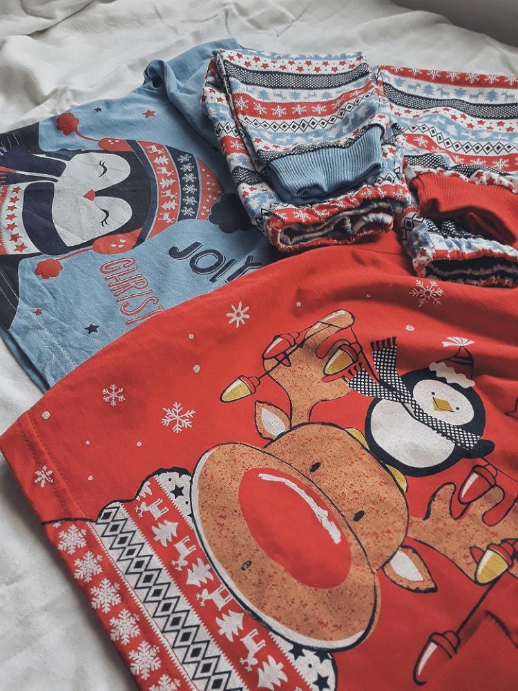 Новогодняя пижама | Slow Life Blog